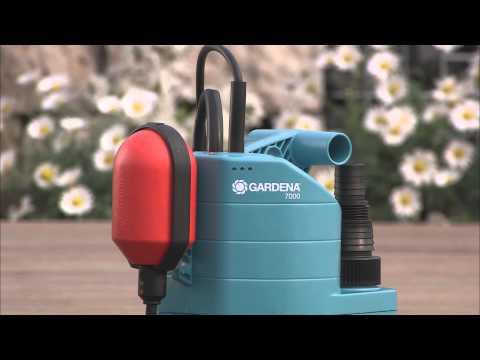 GARDENA Pumps POS | Drainage