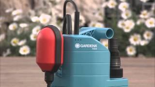 GARDENA Pumps POS   Drainage