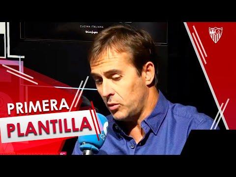 Lopetegui y el arranque liguero en la tertulia de Deportes Cope Sevilla