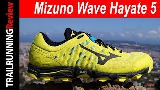 Mizuno Wave Hayate 5 Review