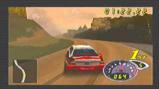 Top Gear Rally 2 N64 gameplay part 4