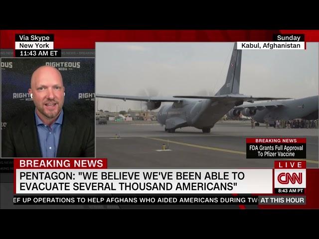 CNN - KATE BOLDUAN - AUGUST 23, 2021: PENTAGON BRIEFING RESPONSE