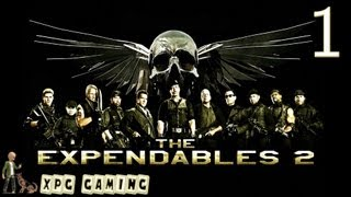 [XBLA] The Expendables 2 Xbox Gameplay [HD]