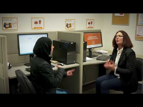 Employment Services - #CHSimagine International Week of the Deaf Video Mini Series