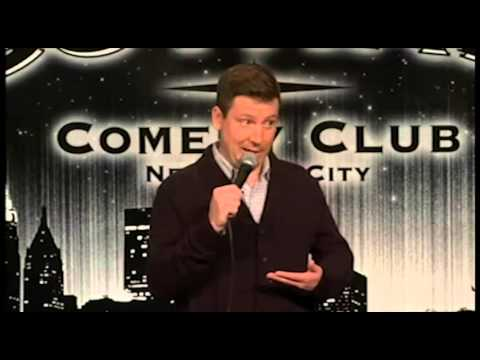 "Dave Landau on ""Gotham Comedy Live"" hosted by Jamie Kennedy"