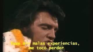 Gambar cover Elvis Presley - My Way (Subtitulada en Español)