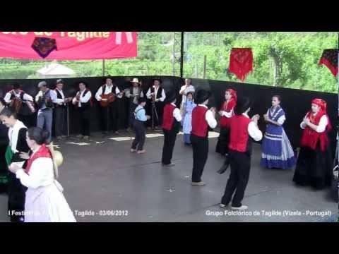 """Grupo Folclórico de Tagilde - """"Malhão Velho"""" (I Festival de Folclore de Tagilde - 2012)"""