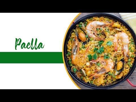 Paella Nasıl Yapılır? | Deniz Mahsullü Paella Tarifi