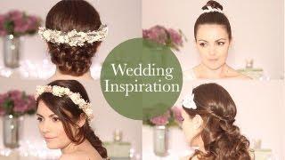 4 coiffures de Mariée ❤ Inspiration Mariage Thumbnail