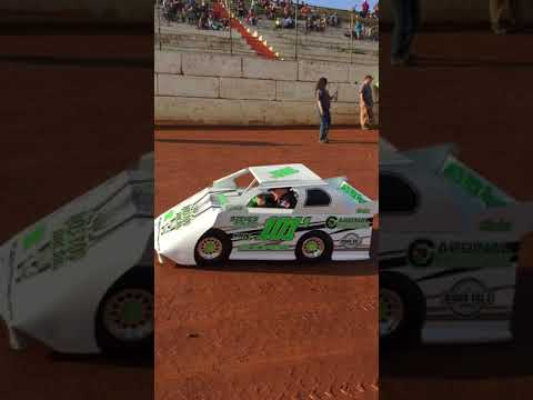 Hot Rod Cooper Volunteer Speedway Power Wheel Race 8-26-17