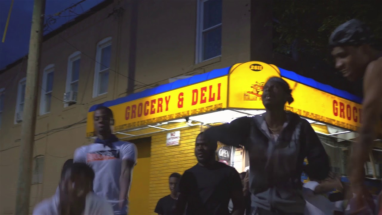 Download Yung Inkky - 10 Toes Down (feat GBaby & Lor Myddie) [Official Video]