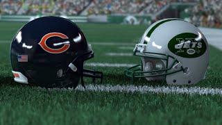 Madden 15 (PS4): Monday Night Football Sim - Bears vs Jets