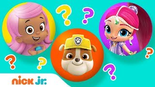 Mix-Up Machine Surprises Ep 26 ✨ ft. PAW Patrol, Bubble Guppies + Shimmer & Shine | Nick Jr.