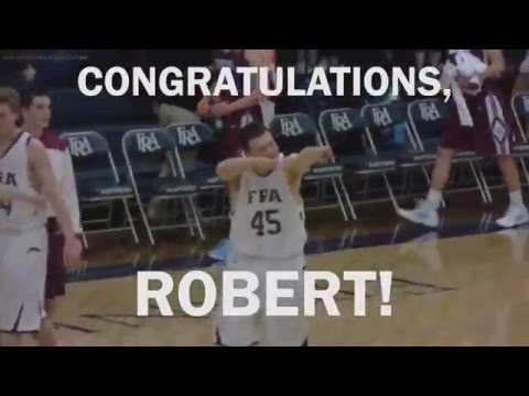 Basketball player with Down syndrome hits game-ending 3-point shot