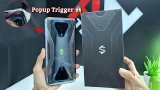 Berbaloi Ke Beli Phone Gaming Black Shark 3 Pro ? + Test PUBG/CODM