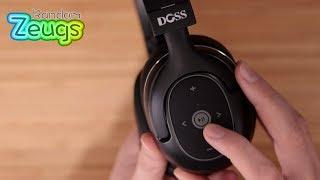 DOSS Active Noise Canceling Headphones