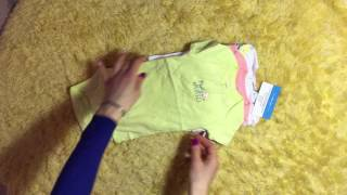 Бодики Carters весенне летнее настроение(Большой выбор детской одежды с США Звоните ▷️0939920995 смотрите больше 🤓    kids-style.com.ua 🤗 Есть под них пеленк..., 2017-02-23T16:12:40.000Z)