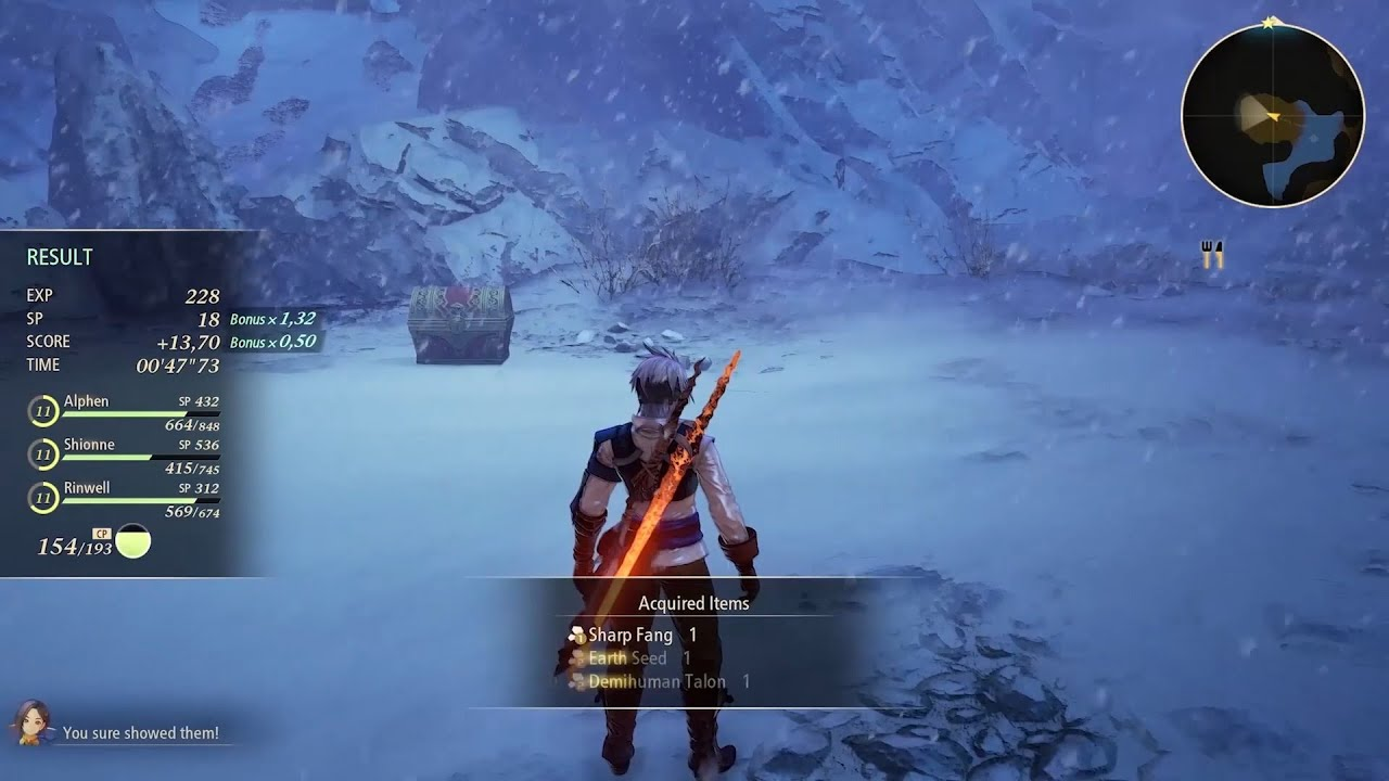 Download Tales of Arise - 7 Minutes of Gameplay (1080p 60fps)