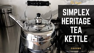 Simplex Heritage 2.0 Copper Tea Kettle