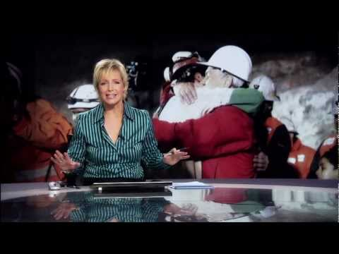 Jane Dutton - Al Jazeera English News Presenter Showreel