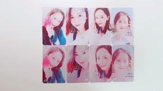 [DMD] 소녀시대 윤아 포토카드 애즈랜드 발주후기-Girls' Generation Yoona Photo C…