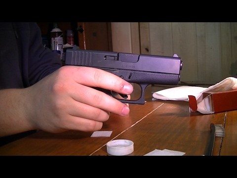 How to Clean Your Glock 43