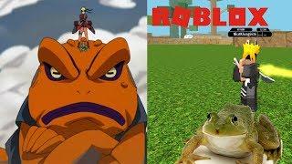 ROBLOX: Secondo Naruto impara l'arte dell'anello!!! oltre