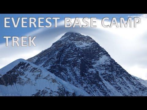 EVEREST BASE CAMP & KALA PATTHAR TREK – Nepal🇳🇵[HD]