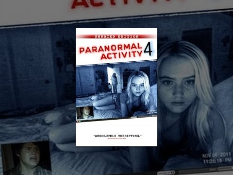 Paranormal Activity 4 Unrated