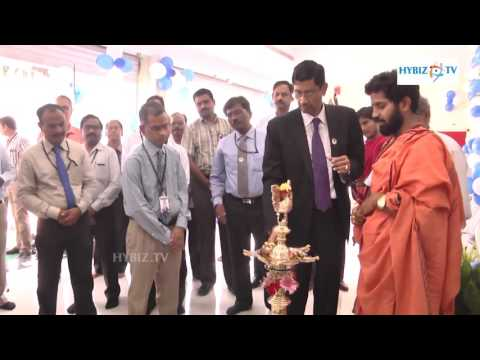 State Bank of Hyderabad Inaugurated Platinum Jubilee Branch in Hyderabad