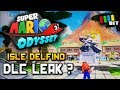 Super Mario Odyssey Isle Delfino DLC LEAK? Real or Fake? | Mystery Bits [TetraBitGaming]