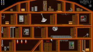 DEATH TRAP MANSION HOUSE ESCAPE (FLASH GAME) - SPEEDRUN IN 69 SECONDS