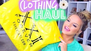 SPRING CLOTHING HAUL! | Casey Holmes