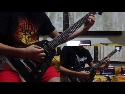 BELPHEGOR | Conjuring The Dead | Guitar Cover