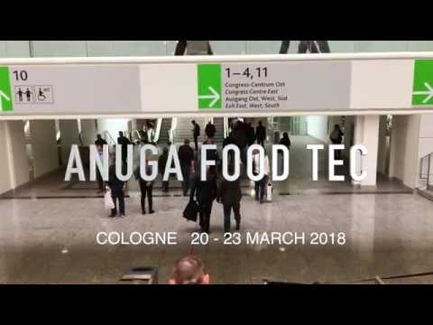 Anuga Foodtec 2018 Event v180329