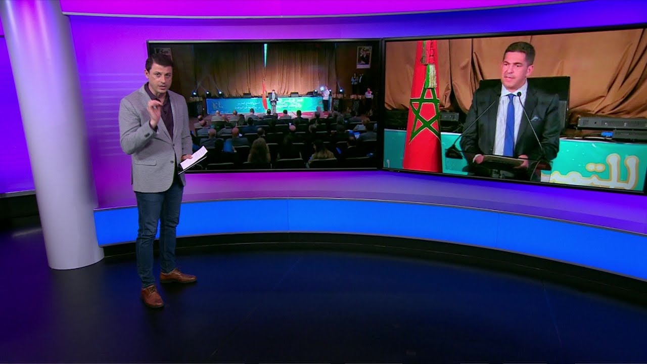 تلعثم #وزير_التعليم_المغربي في نطق كلمة عربية يثير السخرية على المنصات