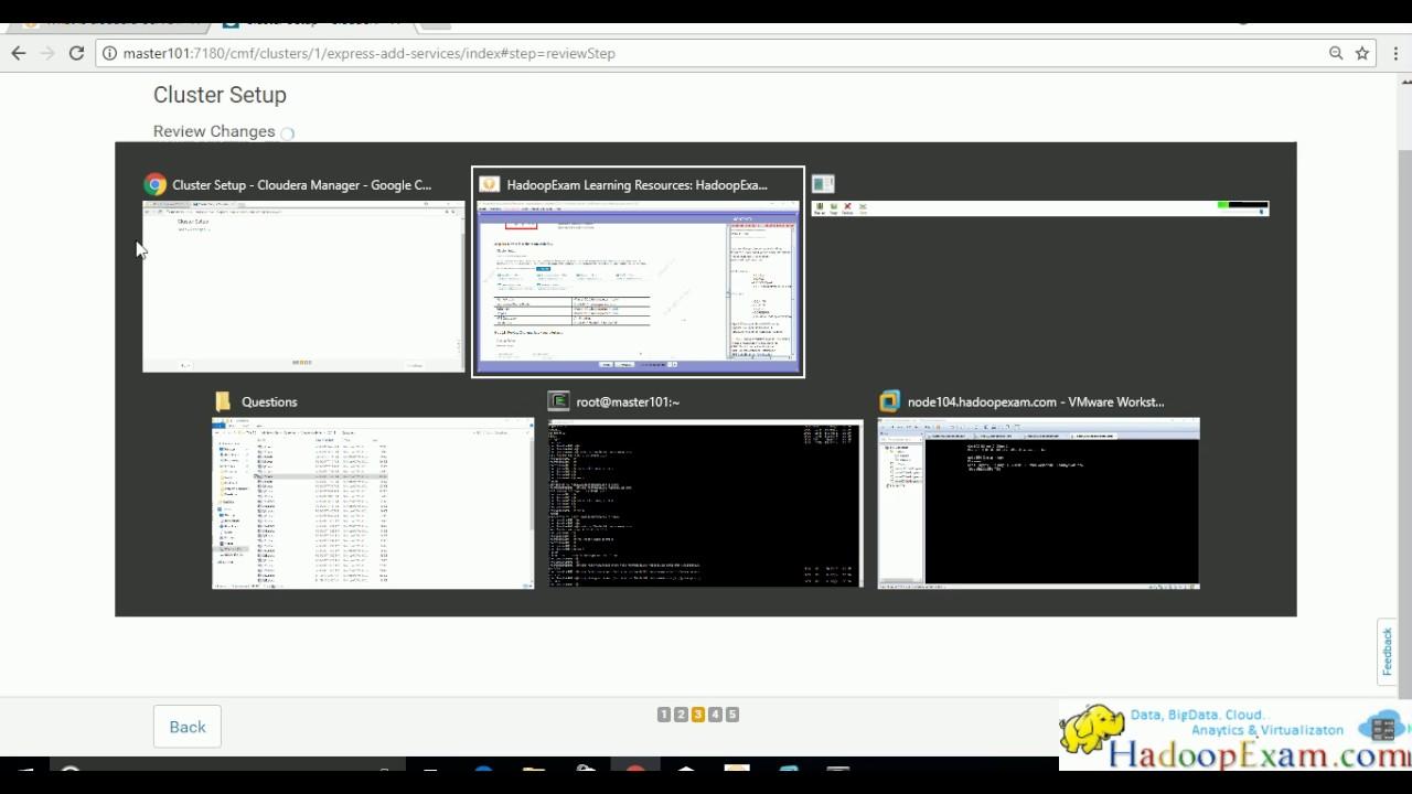 Cca131 Hadoop Admin Certification Problem Scenario 8 Youtube