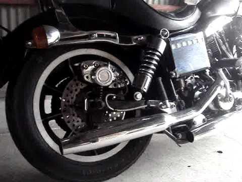 Harley Davidson 1979 FXS Low Rider Tapered Muffler