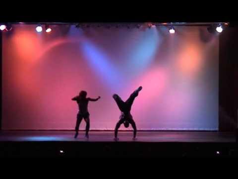 Junior & Babyson - Pas De Deux, Breakdance Theatre / 310XT Films / URBAN DANCE SHOWCASE