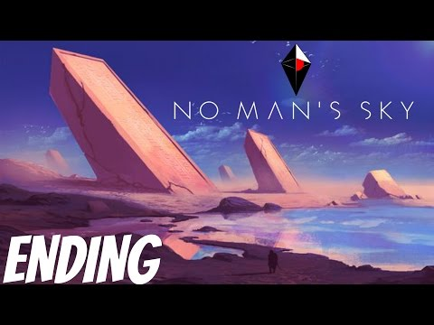 No Man's Sky - ENDING (Center of the Galaxy / Universe)