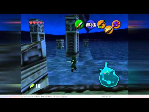 Zelda Ocarina Of Time Chaos Edition ROM Hack - Part 8 BROKEN BOTTLE