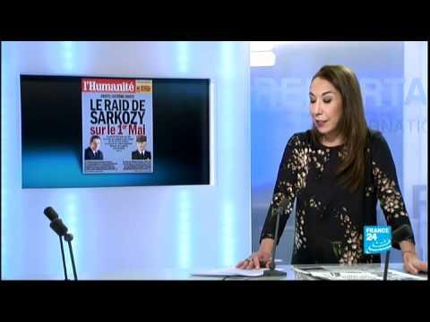 FRANCE 24 Revue de Presse - 25/04/2012 REVUE DE PRESSE