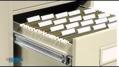 Globalindustrial.com Vertical File Cabinets