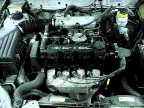 Sonido motor GM E-TEC 1.5 8v - YouTube