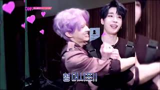 Download [ENG] VICTON 빅톤  SEUNGWOO & SUBIN being clingy/touchy Lovey Dovey Moments  😘😘😘 (part 2)