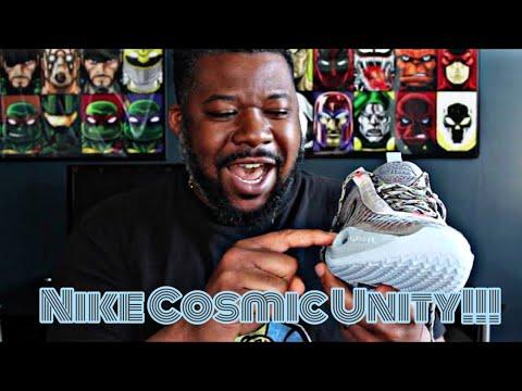 The Nike Cosmic Unity Space Hippie Is Kinda Dope!