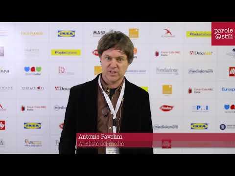 Intervista a Antonio Pavolini