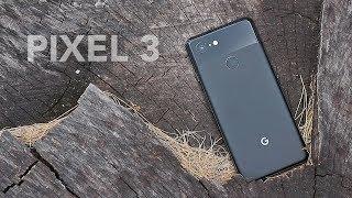 Google Pixel 3 Review: ¯\_(ツ)_/¯
