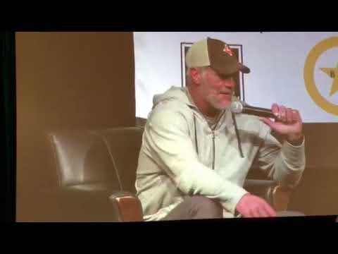 Brett Favre on Reggie White