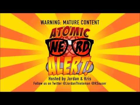 Atomic Nerd Alert Episode 2: Pride and Prejudice and Zombies